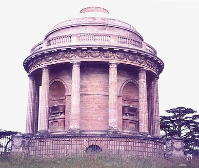 Brocklesby Mausoleum