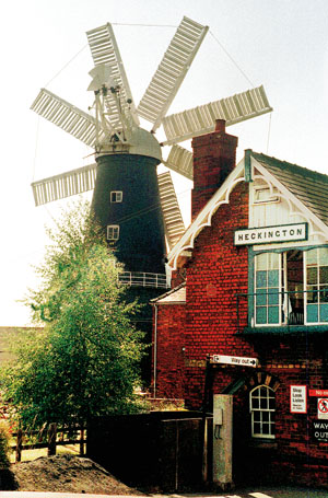 Heckington Mill